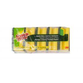 Scotch Brite Heavy Duty Laminate  - Nail saver 48 Packs - Bulkbox Wholesale