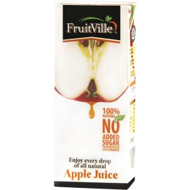 Fruitville Apple Tetra Juice - Bulkbox Wholesale