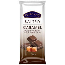 Dairyland Salted Caramel Chocolate - Bulkbox Wholesale